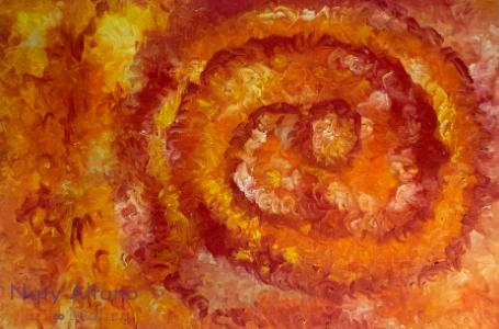 Pintura al óleo painting